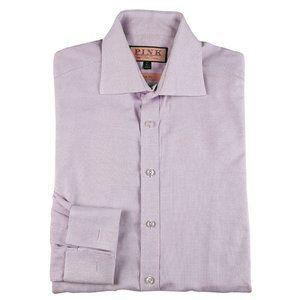 Thomas Pink Mens Slim Fit Oxford Dress Shirt
